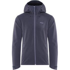 Bergans M's Ramberg Softshell Jacket Dark Navy/Night Blue